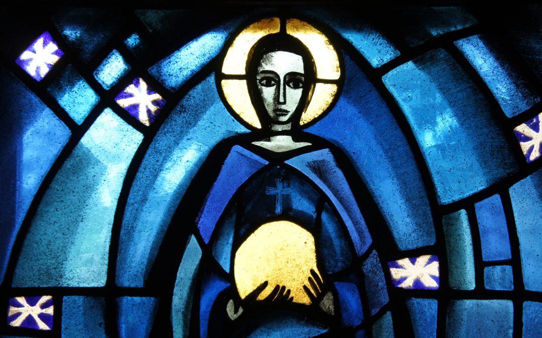 ascension vitraux taizé pain