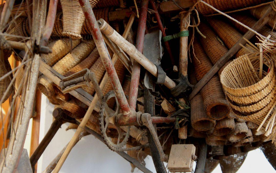 musée anthropologie hanoi vietnam vélo